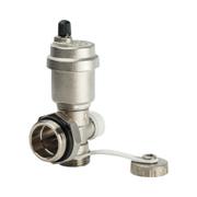 Регулируемый концевой фиажным вентинг с дрентилем автоматический воздухоотводчик