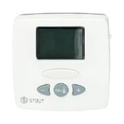Термостат комнатный электронный wfht-lcd