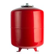 Расширительный бак на отопление (цвет красный)