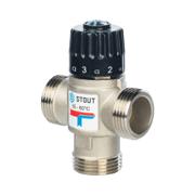 Термостатический смесительный клапан для систем отопления и гвс