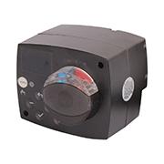 Сервопривод для смесительных клапанов с датчиком для фиксированной регулировки температуры