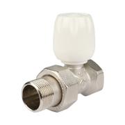 Клапан терморегулирующий с неподъемным шпинделем прямой
