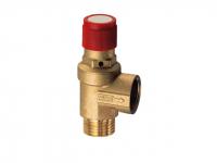 Предохранительные клапаны  для систем отопления