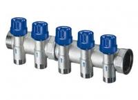 Терморегулирующие и запорно-балансировочные коллекторы FAR