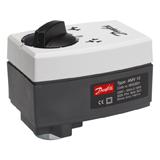 Электроприводы редукторные с аналоговым управлением серии AME