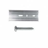 Комплект для монтажа счетчика-распределителя на алюминиевые и биметаллические радиаторы