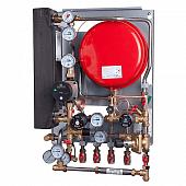 Тепловые пункты для независимого отопления и ГВС