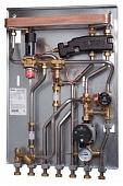 Тепловые пункты со смесительным узлом и ГВС для зависимого отопления