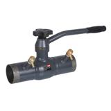 Кран-клапан запорно-регулирующий JiP BaBV
