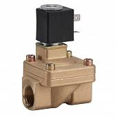 Компактные электромагнитные клапаны с сервоприводом