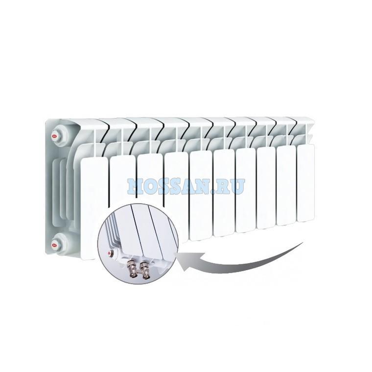 Радиатор Rifar Base 200 Ventil
