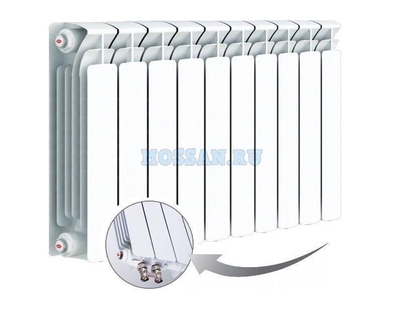 Радиатор Rifar Base 500 Ventil