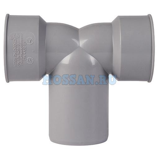 HTDSW - отвод сифонный двойной 90°