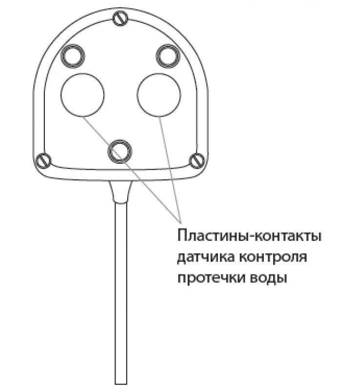 Neptun SW005 | Проводной датчик контроля протечки воды, 5м.