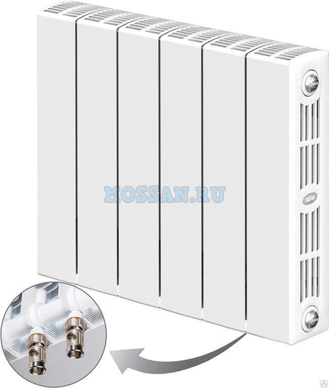 радиатор RIFAR SUPReMO Ventil 350 прав.