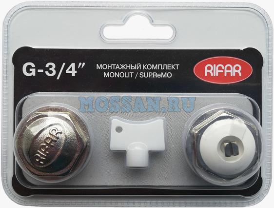 Комплект Монтажный RIFAR MONOLIT/SUPReMO